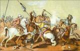 Cavalry skirmish