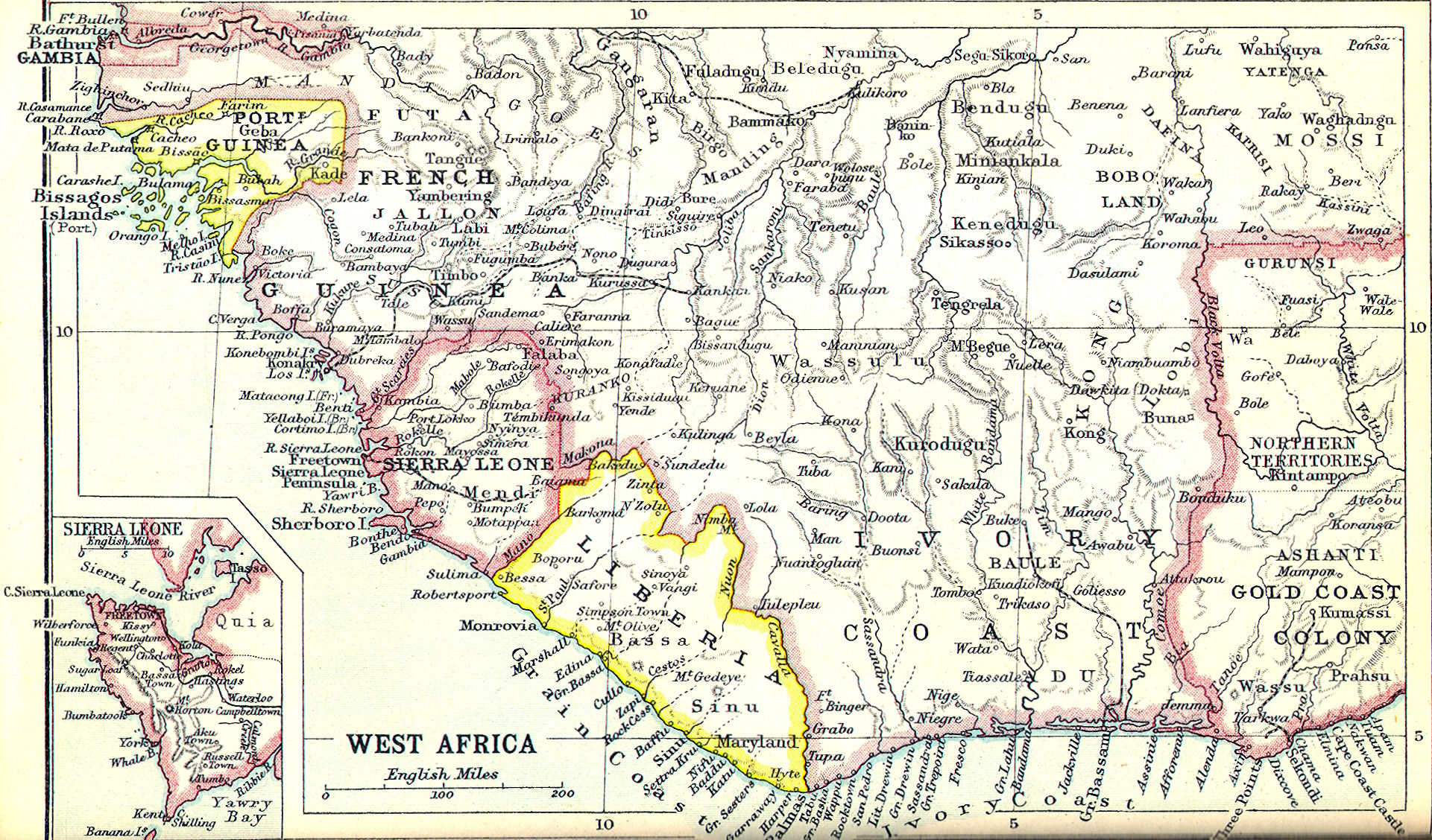 WHKMLA TB WH Literature on the History of West Africa