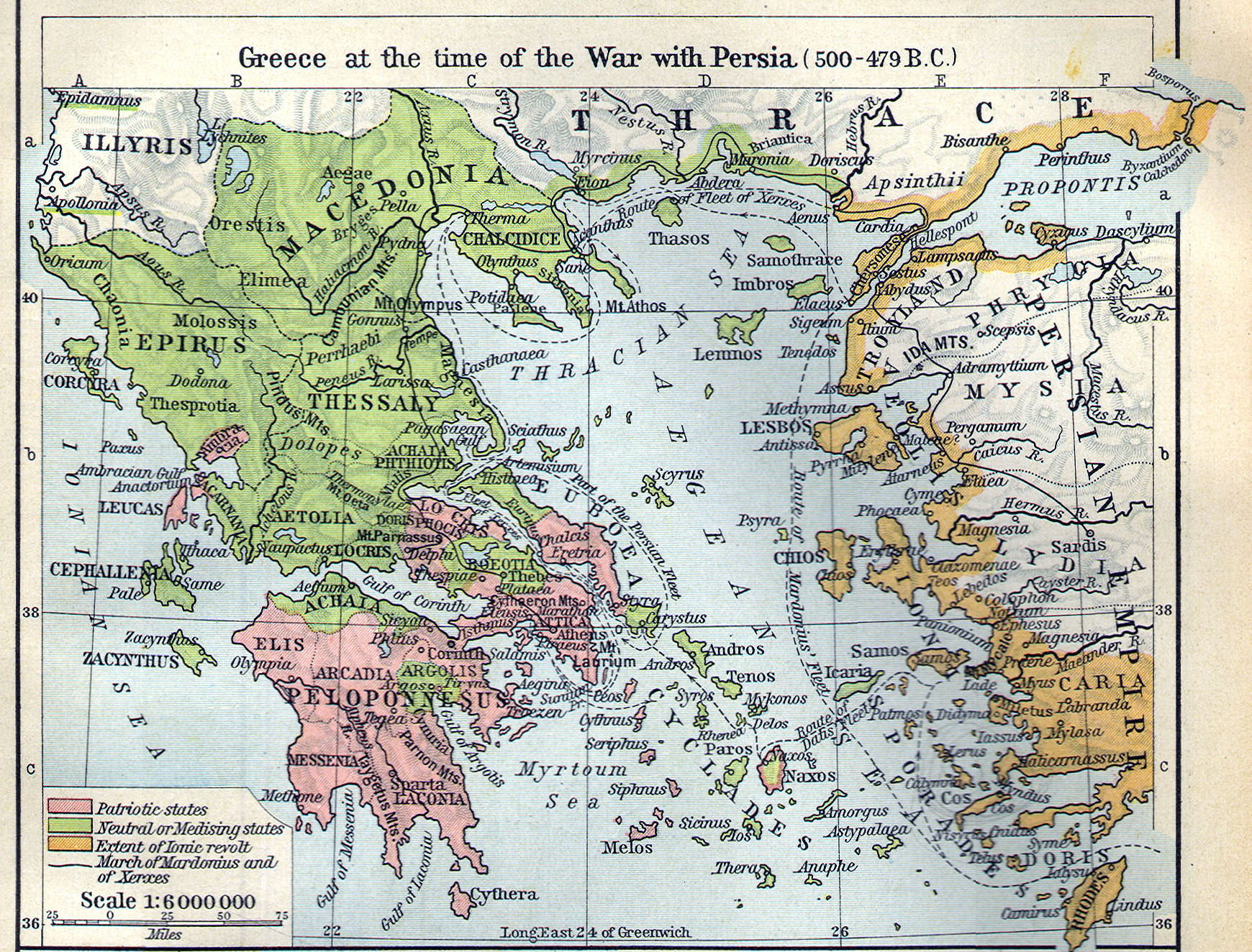 an introduction to the history of the persian wars in greek history Persian wars timeline search results the indecisive battle of artemision between the greek and persian fleets of search through the entire ancient history.