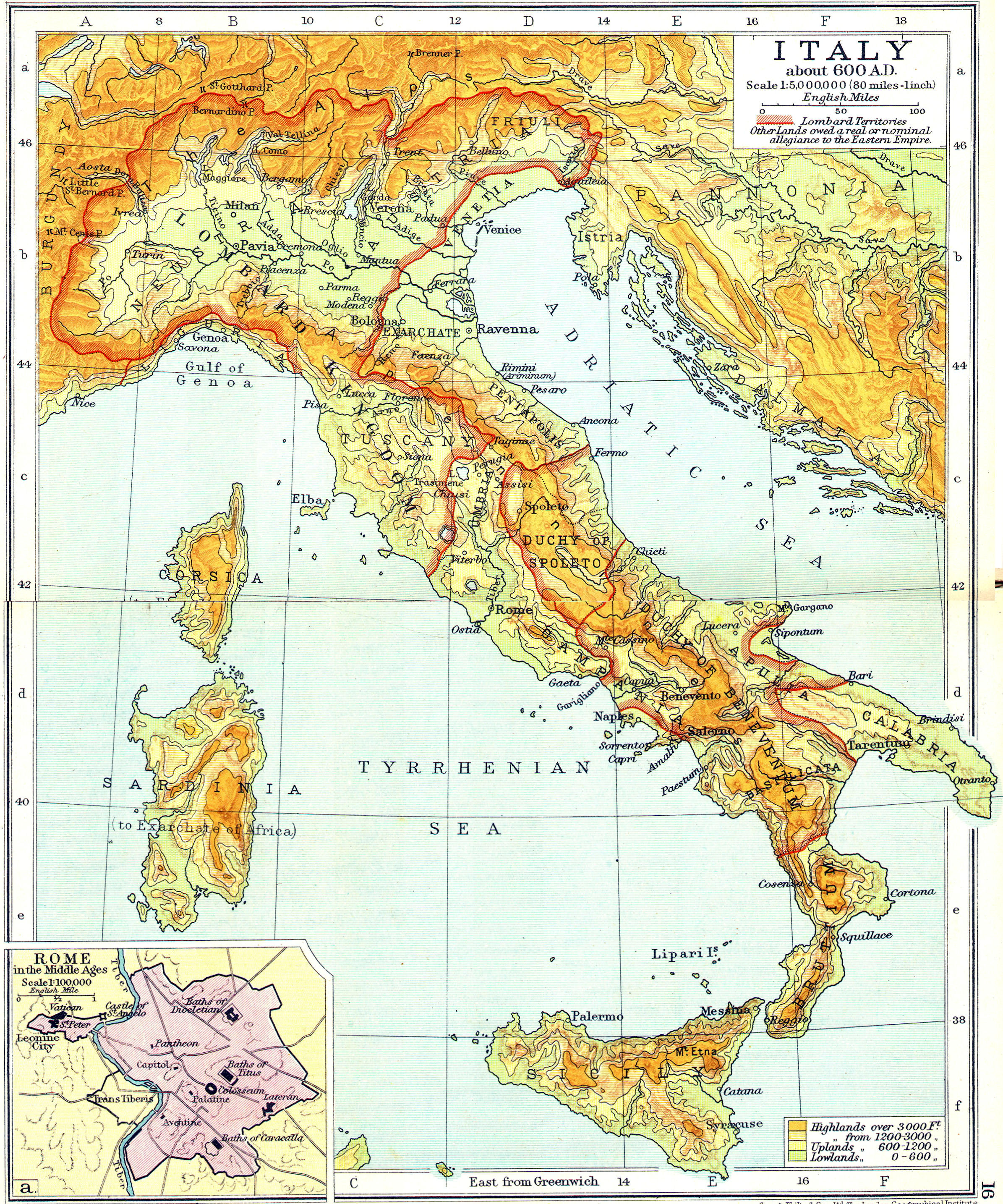 Map Of Ancient Italy Regions.Ancient Rome Classical Curriculum Heritage History Revision 2