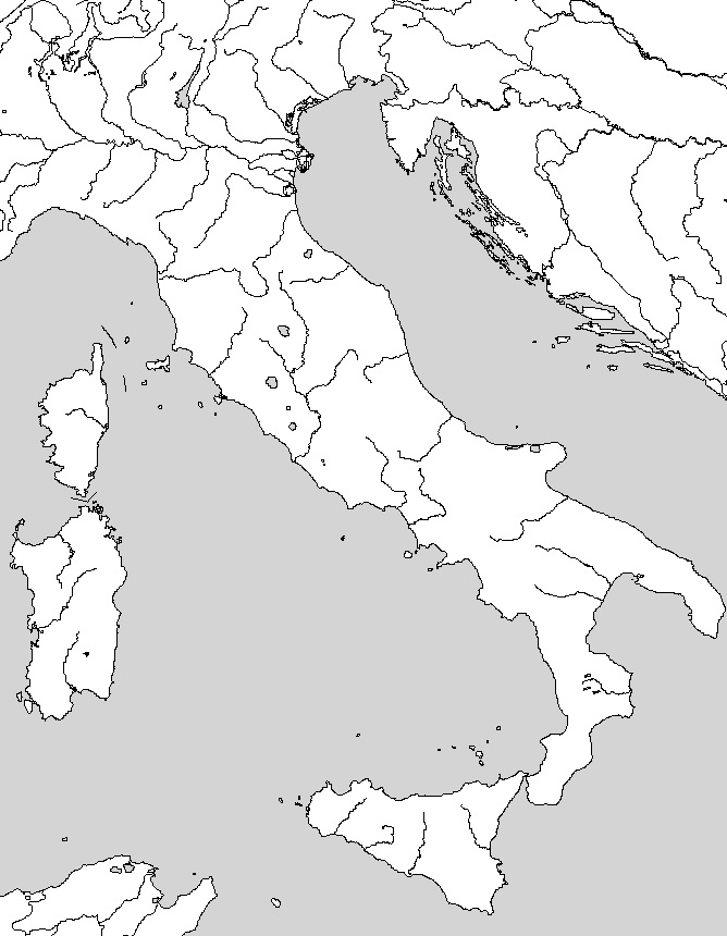 image relating to Printable Map of Ancient Rome referred to as Historic Rome Clical Curriculum Background Background