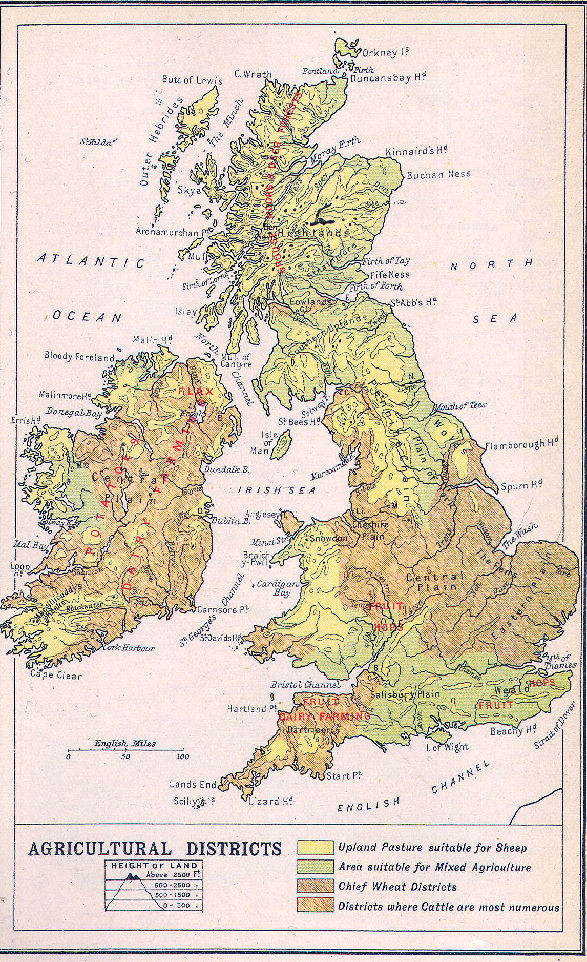 Map Of Victorian England.British Empire Classical Curriculum Heritage History Revision 2